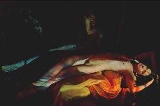 keira nightmare artistic nude photo by photographer jeff levine