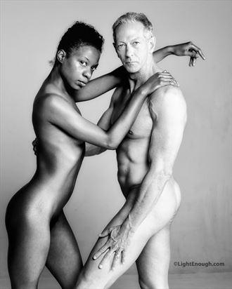 kenyatta ted artistic nude photo by model artfitnessmodel