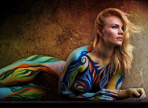 kilina 10x14 erotic photo by photographer bill milward