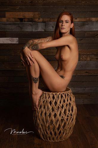 kim artistic nude photo by photographer marvlus art