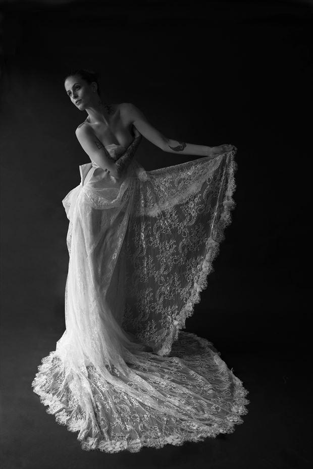 kimberly 1 artistic nude photo by photographer linda hollinger