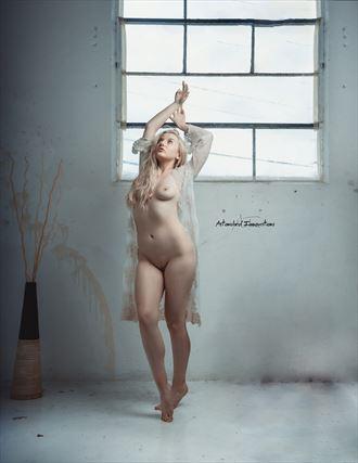 kissed by sunlight artistic nude photo by photographer trezz johnson