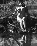 kissed by the sun artistic nude artwork by photographer positively exposed