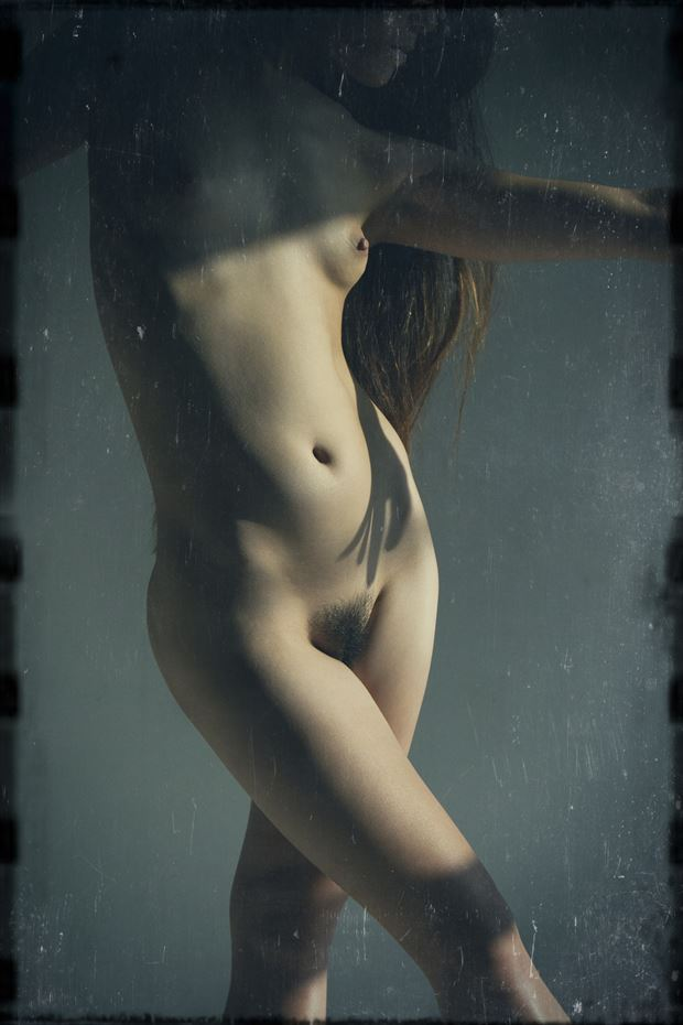 kitty by the window artistic nude photo by photographer deimos