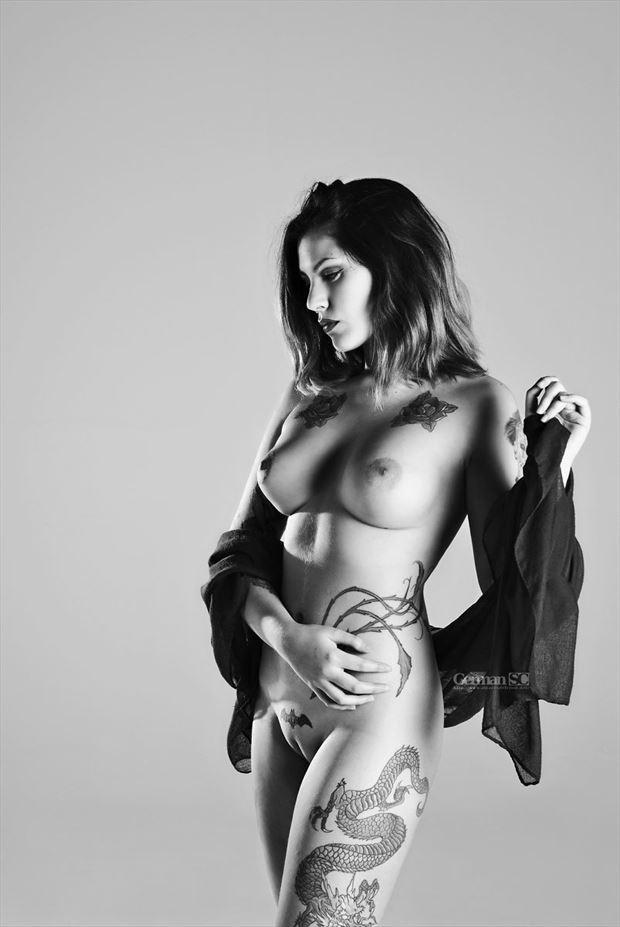 klau artistic nude photo by photographer germansc