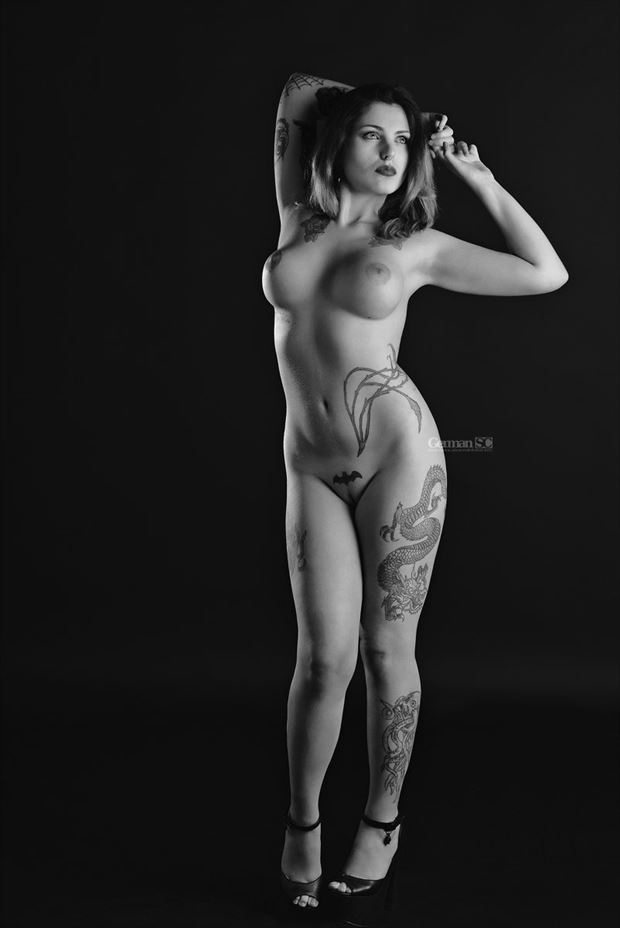 klau artistic nude photo by photographer germansc