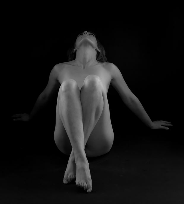 knees artistic nude photo by photographer allan taylor