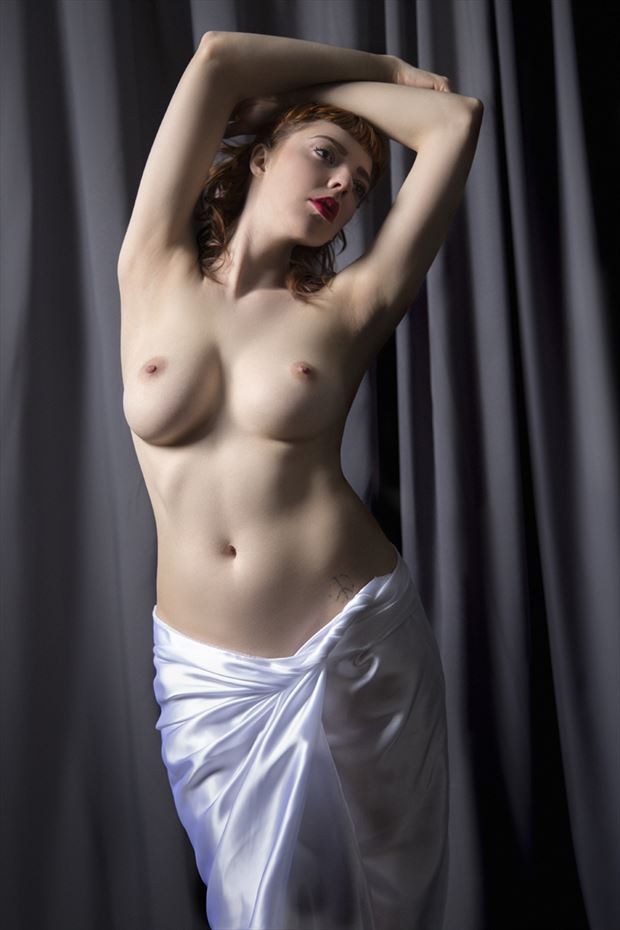 kristen 1 artistic nude photo by photographer george ekers