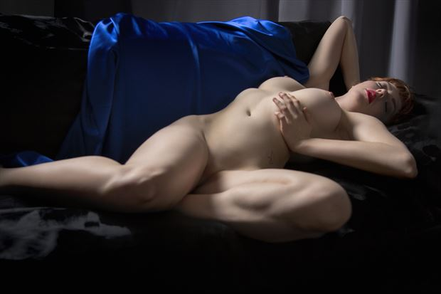 kristen 10 artistic nude photo by photographer george ekers