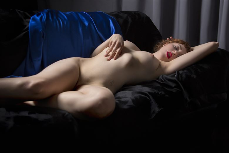 kristen 11 artistic nude photo by photographer george ekers