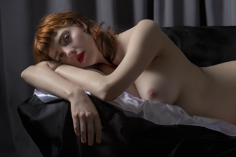 kristen 12 artistic nude photo by photographer george ekers