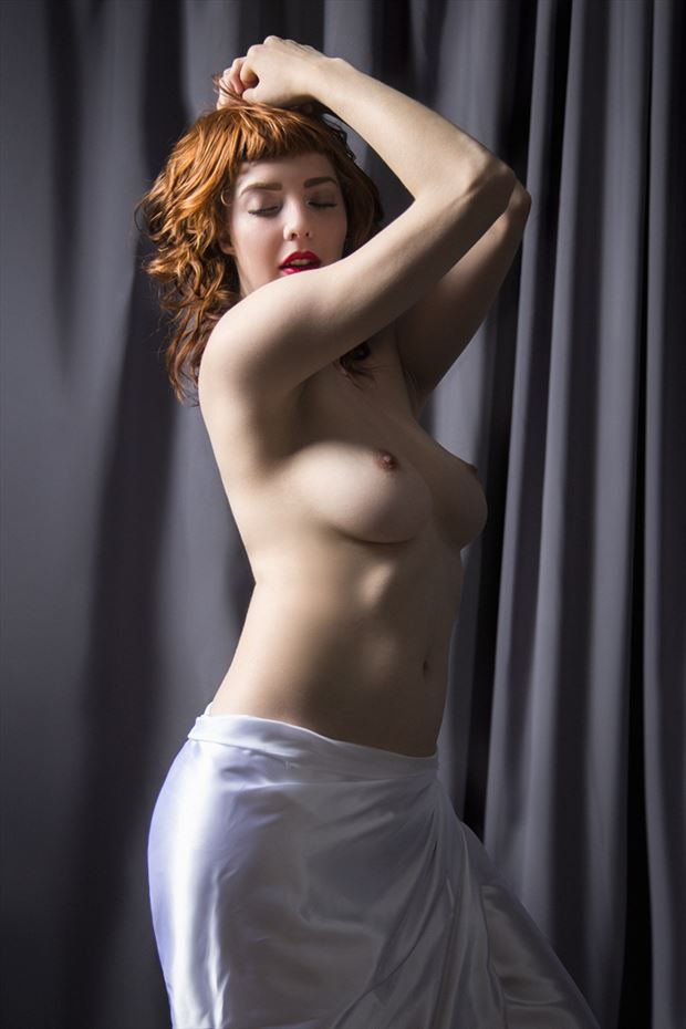 kristen 2 artistic nude photo by photographer george ekers