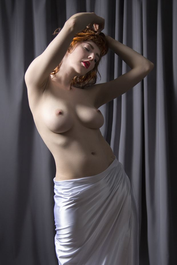 kristen 3 artistic nude photo by photographer george ekers