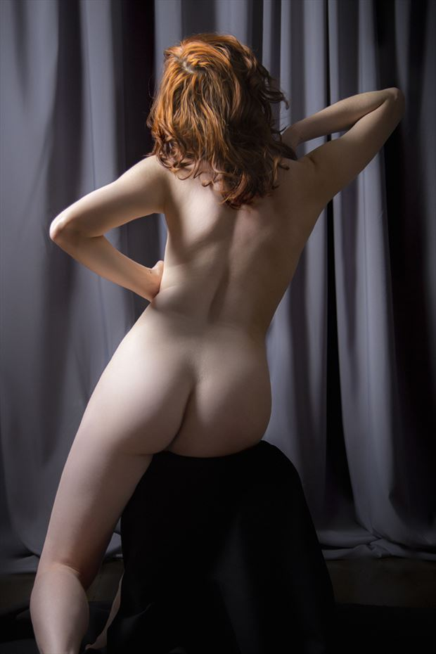 kristen 4 artistic nude photo by photographer george ekers