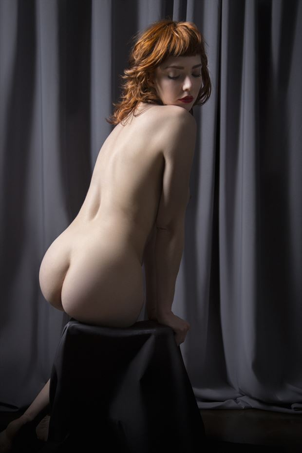 kristen 5 artistic nude photo by photographer george ekers