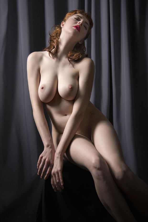 kristen 7 artistic nude photo by photographer george ekers