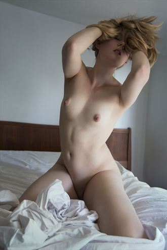 kristen 8 artistic nude photo by photographer george ekers