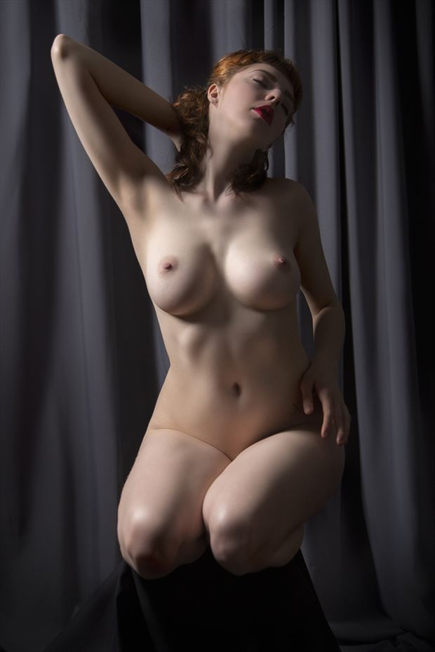 kristen 9 artistic nude photo by photographer george ekers