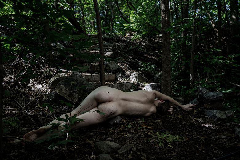 l %C3%A2me de la for%C3%AAt artistic nude photo by photographer claude frenette