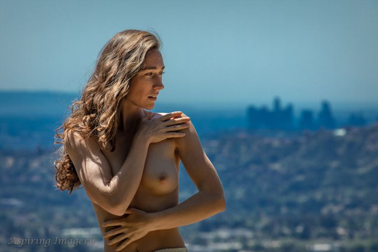 l a woman artistic nude photo by photographer aspiring imagery