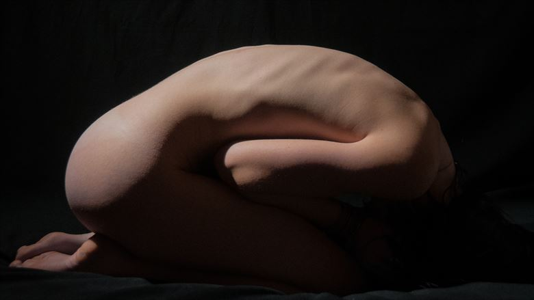 l oeuf artistic nude artwork by artist jean marc salles