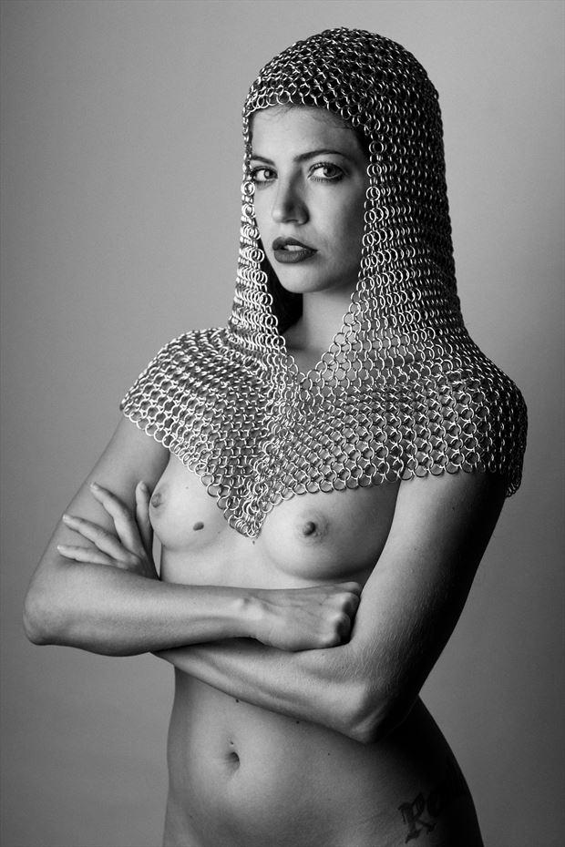la centuriona artistic nude photo by model morganagreen