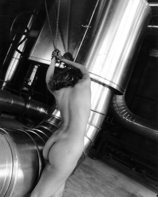 la cha%C3%AEne du palan 1 artistic nude photo by photographer dick