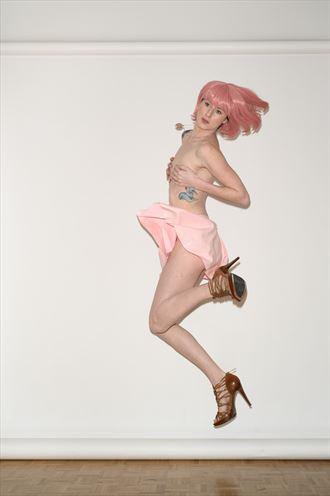 la plus crazy tattoos photo by model yael belledecandeur