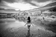 lake powell artistic nude photo by model april a mckay