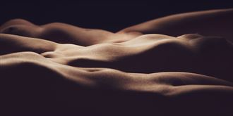 landscape vii artistic nude artwork by photographer intimate images