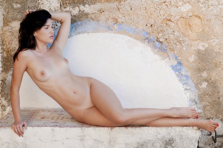lara at mangiapana artistic nude photo by photographer stromephoto