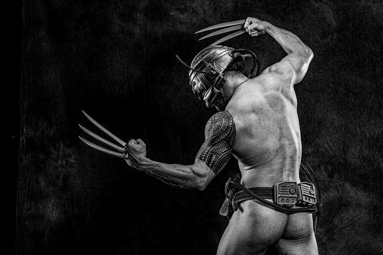 las vegas artistic nude photo by artist april alston mckay