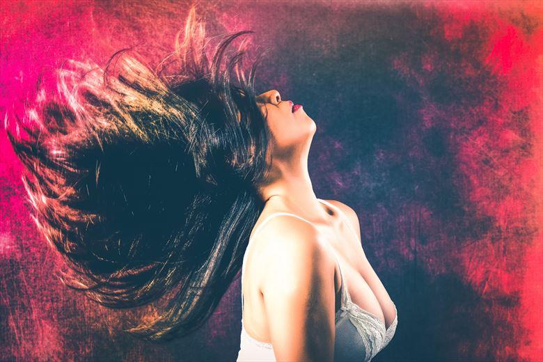 las vegas lingerie photo by model april a mckay
