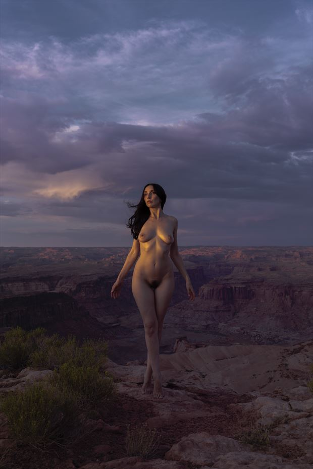 last light artistic nude photo by photographer soulcraft