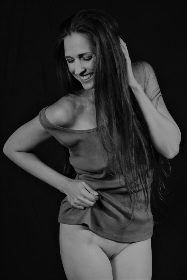 laughing between poses Glamour Photo by Photographer Glamour by Richmond