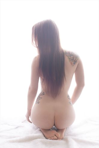 lauren artistic nude photo by photographer david lintz