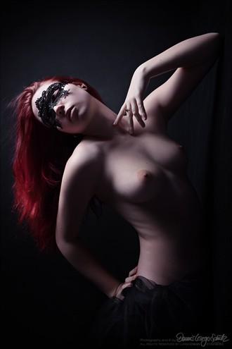 lava hair Artistic Nude Photo by Photographer Largo