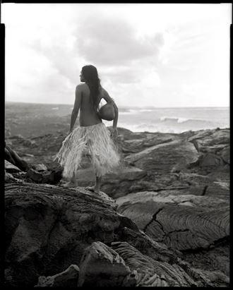 lava kalapana hawaii artistic nude photo by photographer arbeit photo hawaii