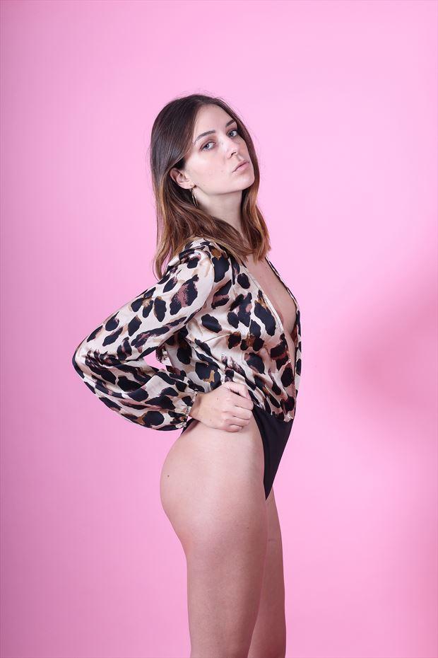 lea lingerie photo by artist 3ddream