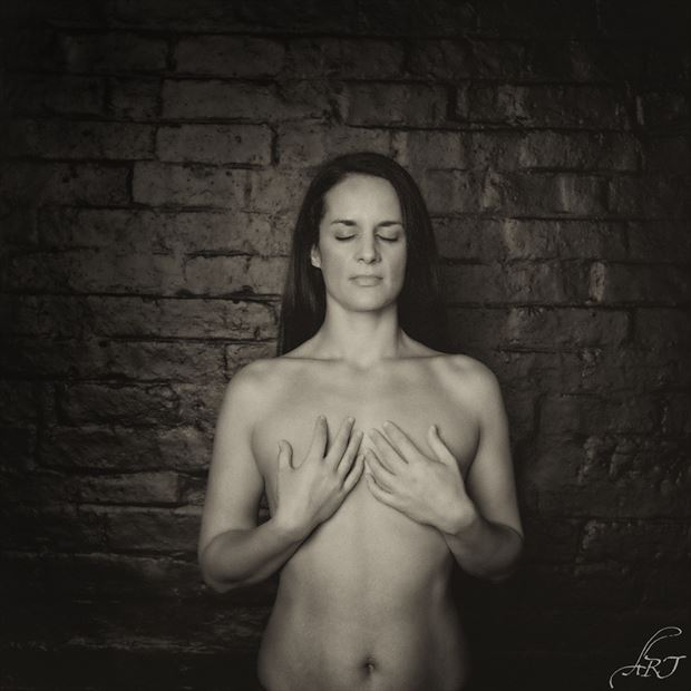 leannah artistic nude photo by photographer alant