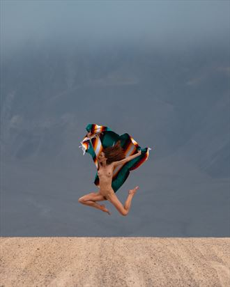 leap of faith artistic nude photo by photographer stanley images