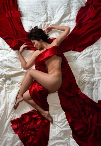 left alone sensual artwork by photographer jasonmatias