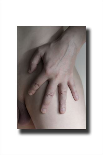 left hand on your hip artistic nude photo by model marschmellow