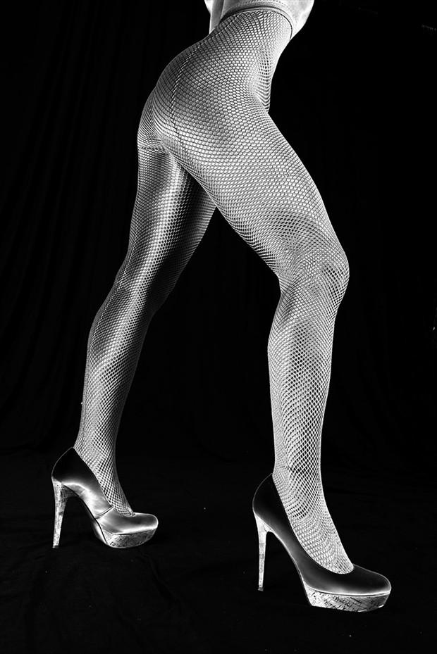legs n nets  Fetish Photo by Model E.Lane
