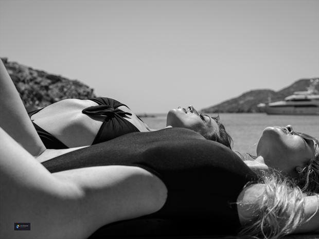 leonie and jessica erotic photo by photographer acros photography