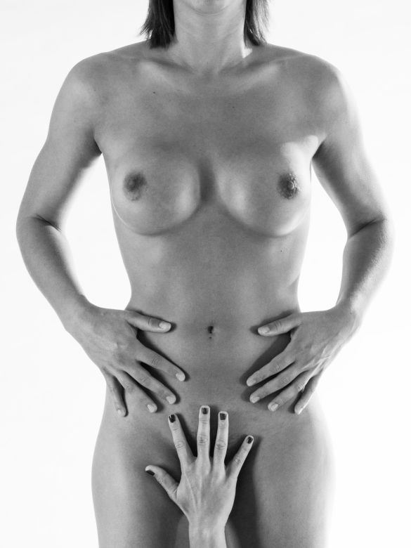 les trois mains artistic nude photo by photographer dick