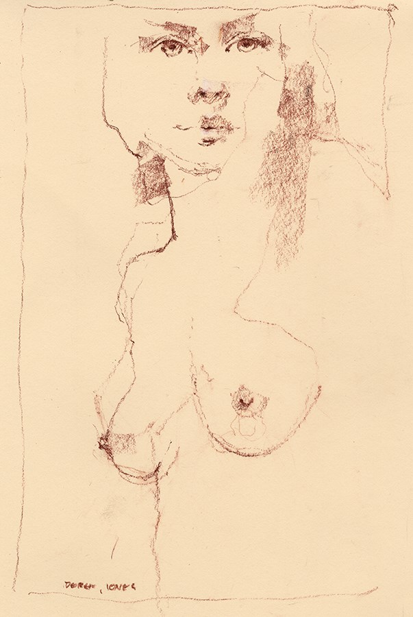 less is more Artistic Nude Artwork by Artist JonD
