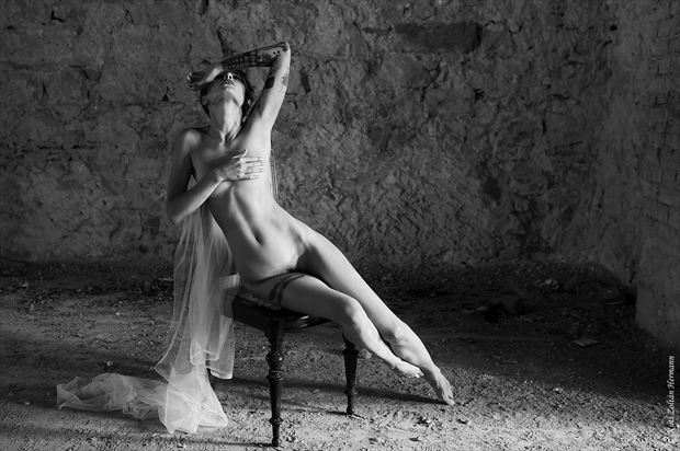let the light in artistic nude artwork by photographer zoltan k