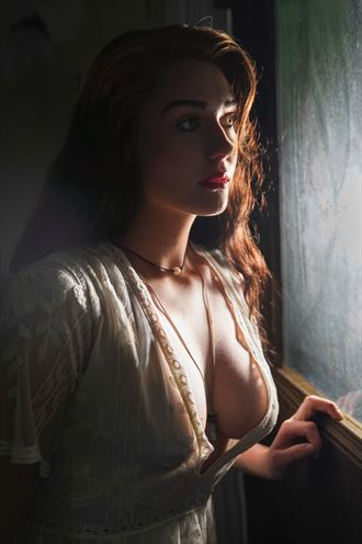 lexi s morning window lingerie photo by photographer sparklephotosc