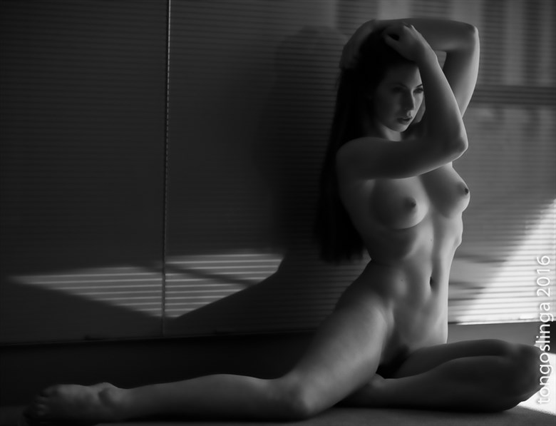 light Artistic Nude Photo by Photographer tongoslinga